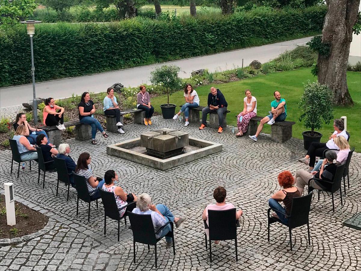 Kurswoche | Stiftungfonds Heilwig